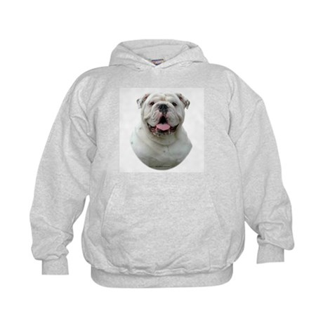 Bulldog 5 Kids Hoodie