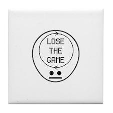 Game Tile Coaster