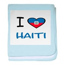 Unique Haiti baby blanket