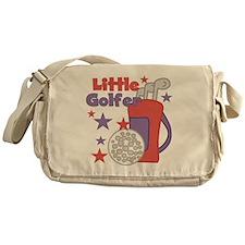 Little Golfer Messenger Bag