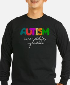 Autism no match for brother T