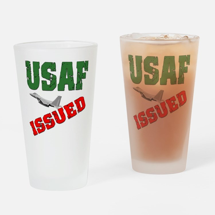 USAF Issued Drinking Glass