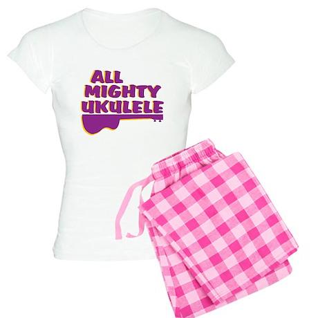 Ukulele Women's Light Pajamas