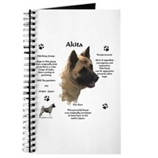 Akita 1 Journal