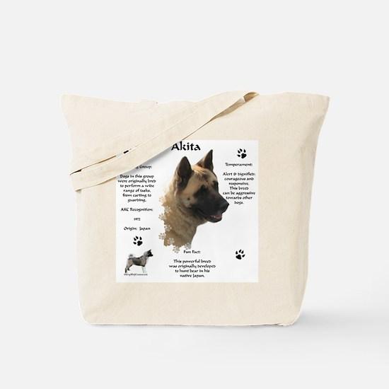 Akita 1 Tote Bag