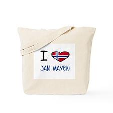 Cute Jan Tote Bag