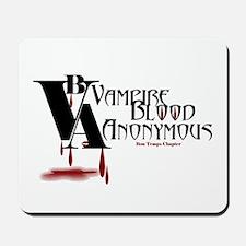Blood Anonymous Mousepad