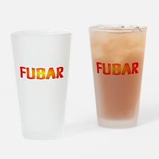 FUBAR ver2 Drinking Glass