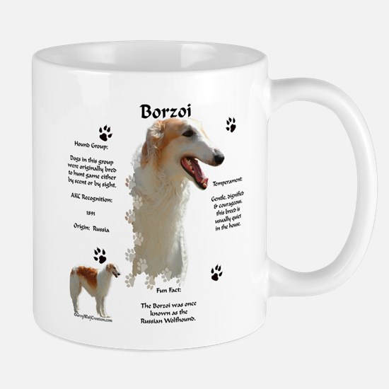 Borzoi 1 Mug