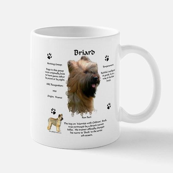 Briard 1 Mug