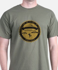 50th UFO Abduction T-Shirt