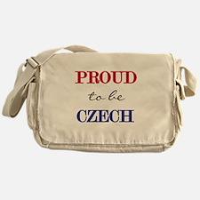 Czech Pride Messenger Bag