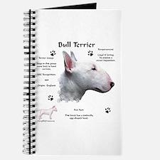 Bull Terrier 1 Journal