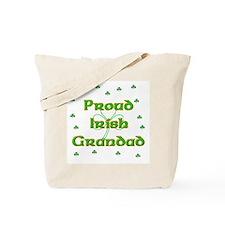 Proud Irish Grandad Tote Bag