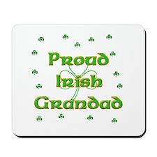 Proud Irish Grandad Mousepad