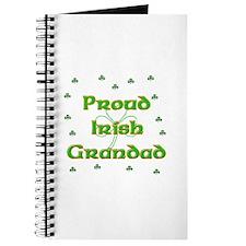Proud Irish Grandad Journal