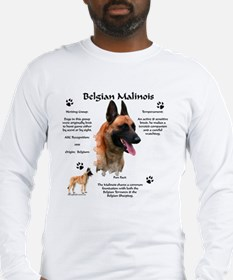 Malinois 1 Long Sleeve T-Shirt