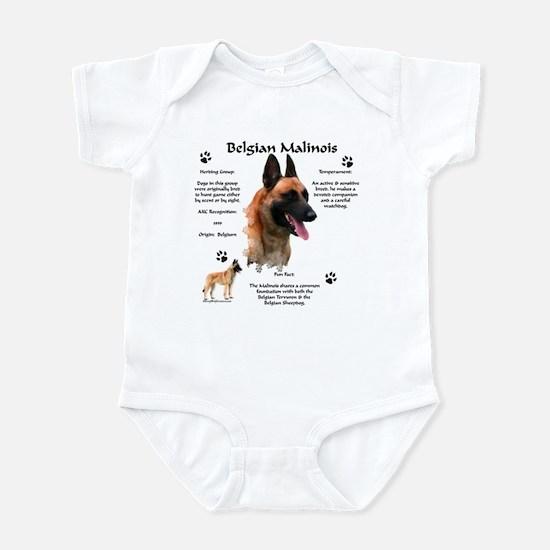 Malinois 1 Infant Creeper