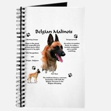 Malinois 1 Journal