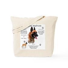 Malinois 1 Tote Bag