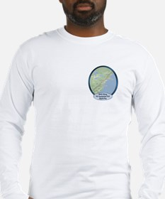 Slowly Hiking the A.T. Long Sleeve T-Shirt