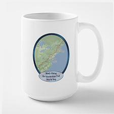 Slowly Hiking the A.T. Mug