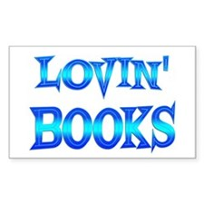 Book Love Decal