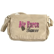 Air Force Fiancee Messenger Bag