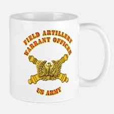 Artillery - Warrant Officer Mug