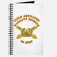 Artillery - Warrant Officer Journal