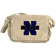 US Navy Messenger Bag