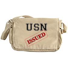 USN Issued Messenger Bag