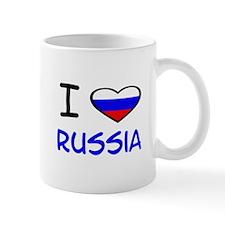 Cute Russia flag Mug