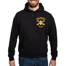 Artillery - Officer - 2nd Lt Hoodie