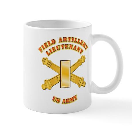 Artillery - Officer - 2nd Lt Mug