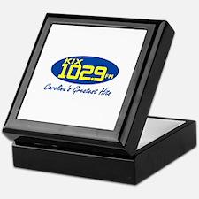 Cute Radio station Keepsake Box