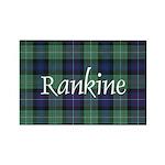 Tartan - Rankine Rectangle Magnet (100 pack)