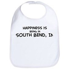 Happiness is South Bend Bib