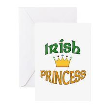 Irish Princess Greeting Cards (Pk of 10)
