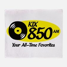 Funny Fm Throw Blanket