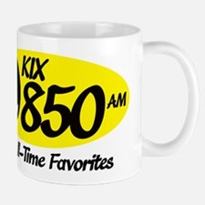 WKIX-AM-logo-color Mugs