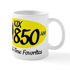 WKIX-AM-logo-color Mugs