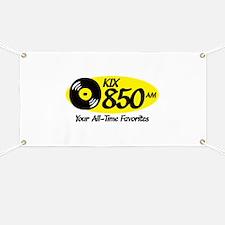 Unique Radio station Banner