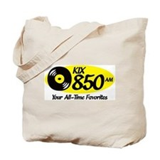 Cute Radio station Tote Bag