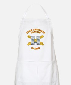 Artillery - Officer - Captain Apron