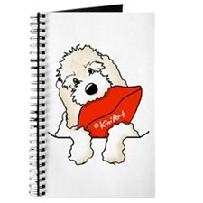Doodle Kisses Journal