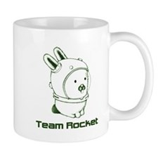 team-rocket-transparent Mugs