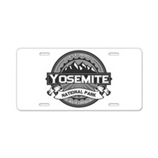 Yosemite Ansel Adams Aluminum License Plate