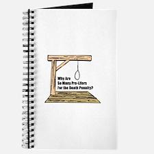 Death Penalty Journal