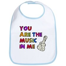 'The Music In Me' Bib